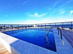 Título do anúncio: Apartamento com 1 dormitório à venda, 33 m² por R$ 367.000,00 - Tambaú - João Pessoa/PB