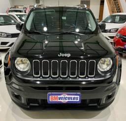 Jeep Renegade Sport 1.8 Preto