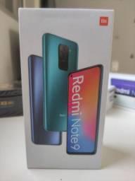 Promoção! Redmi Note 9 da Xiaomi.. Limpa estoque.. pronta Entrega!