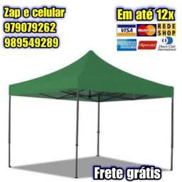 Título do anúncio: Tenda Sanfonada 3x3m entrego!
