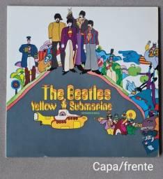 Título do anúncio: LP The Beathes YELLOW SUBMARINE - Importado com encarte.