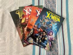 Fabulosos X-Men Vol. 1-4