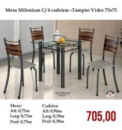 Título do anúncio: Mesas Diversos Modelos a partir de R$279