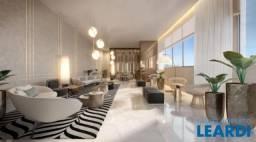 Apartamento à venda com 3 dormitórios em Moema pássaros, São paulo cod:627761