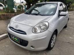 Nissan march 2014 1.6 s 16v flex 4p manual
