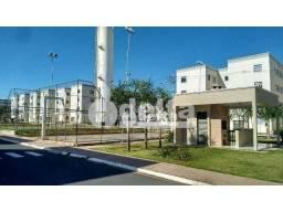 Apartamento com 2 dormitórios para alugar, 47 m² por R$ 770,00 - Morada da Colina - Uberlâ