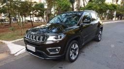 Jeep Compass 2.0 16v Flex Limited Automático 2018