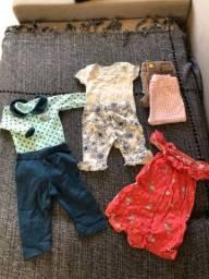 Lote roupas P