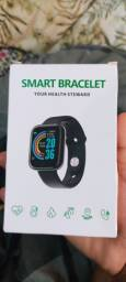 Título do anúncio: Relógio smartwatch semi novo aprova d'água