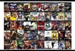 Jogos de PlayStation 1 e PlayStation 2 tenho todos os títulos