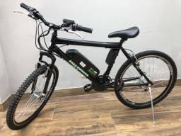 Bicicleta eletrica e-bike mtb 350watts