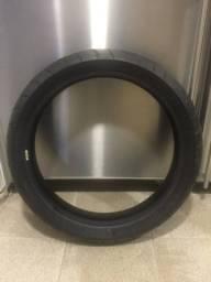 Pneu Michelin 120/70 19    R$ 100,00