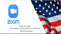 Aulas Particulares de Inglês (a partir de 20 reais/hora)