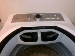*Lavadora de Roupas 12kg BRASTEMP Água Quente BWQ12 Branca220v