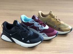 Título do anúncio: Tênis Masculino Adidas Lxcon Refletivo Super Confortavel Varias Cores