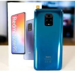 Título do anúncio: Smartphone Xiaomi note 9s de 128gb e 6gb de Ram.