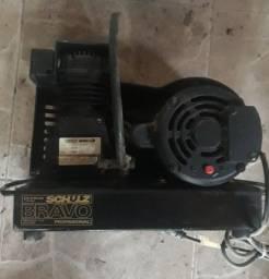 Compressor de Ar Schulz BRAVO CSI 4BR/AD - 110/220 Volts
