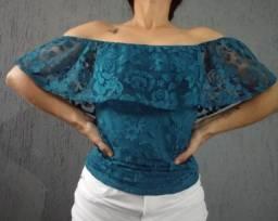 Título do anúncio: Blusa ombro a ombro