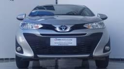 Título do anúncio:  Toyota Yaris XL 1.3 Aut 2019 + IPVA 2021 Grátis (81) 9 8299.4116 Saulo HN Veículos
