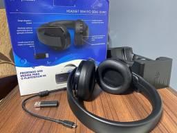 Título do anúncio: Headset sem fio - Serie Gold 7.1 Surround