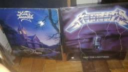 Discos de Vinil Rock Metal MPB etc