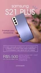 Samsung S21 plus Violet