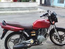 Título do anúncio: Vende essa moto