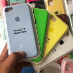 Case para iphone atacado