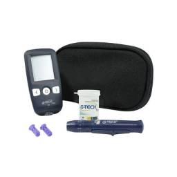 Título do anúncio: Kit Medidor de Glicose Free1 + 10un Tiras Reagentes | G-Tech Novo