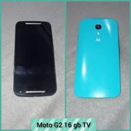 Título do anúncio: Motorola G2 16GB tv