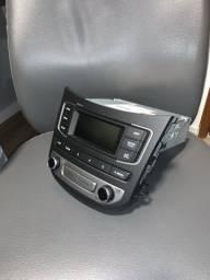 Título do anúncio: Rádio original HB20 nunca usado