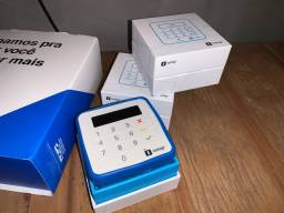 Título do anúncio: Maquininha de cartão de crédito sumup a pronta entrega