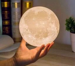 Título do anúncio: AbajurLuminária Lua Led
