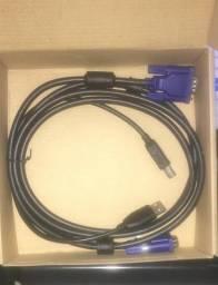 Cabo Para Server Switch Kvm D-link Dkvm-cu