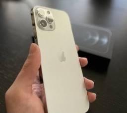 iPhone 12 pro max 256 GB branco NOVO
