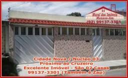 Título do anúncio: Cidade Nova no Núcleo III bem Próximo ao Cruzeiro e Avenida das Torres Opção pra Financiar