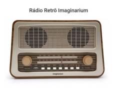Título do anúncio: Rádio Retrô Imaginarium