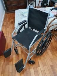 Título do anúncio: Cadeira de rodas Jaguaribe 1009