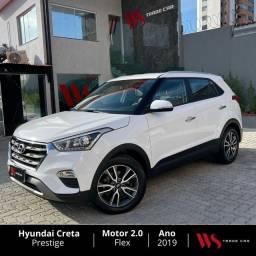 Título do anúncio: Creta Prestige 2019 (apenas 26mil kms)