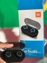 Fone Earbuds Touch sem fio Bluetooth basic MI