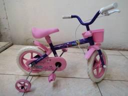 Título do anúncio: Bicicleta SEMI-NOVA Infantil