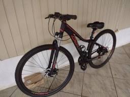 Título do anúncio: Bicicleta OGGI HACKER SPORT ARO 29 Nova Usado Apenas Quatro Vezes.