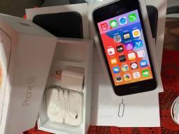 Iphone SE 64gb na caixa completo