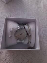 Kit relógio analógico