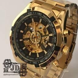 Relógio coleção Winner - automático , original com garantia