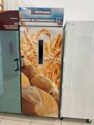 Título do anúncio: Câmara de fermentação (Padeiro Noturno) - Wanderson