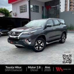 Toyota HILUX SW4 DIAMOND 2020