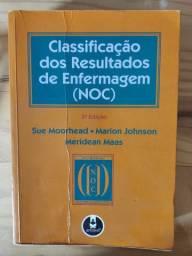 livro classificação dos resultados de enfermagem NOC
