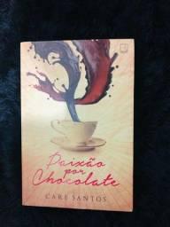 Título do anúncio: Livro: Paixão por Chocolate