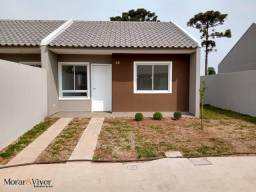 Casa para Venda em Fazenda Rio Grande, Santa Terezinha, 2 dormitórios, 1 banheiro